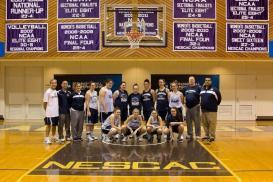 St. Joseph's College Brooklyn women's basketball team.