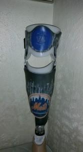 Pat's Mets Leg