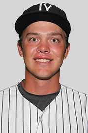 Jonny Drozd, former Staten Island Yankee, in minor league camp with the Minesota Twins.