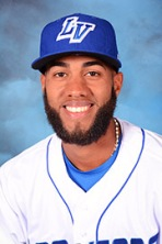 Amed Rosario with the Las Vegas 51s.