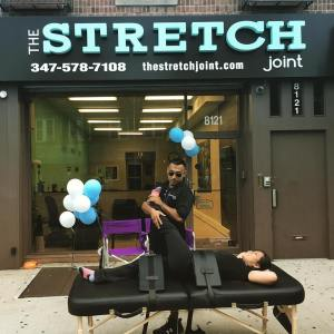 The Stretch Joint