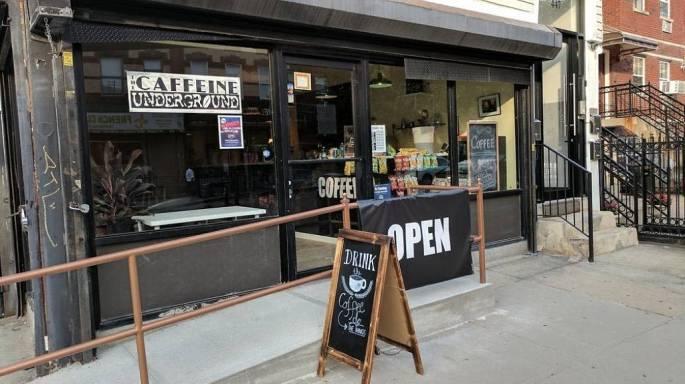 Caffeine Underground