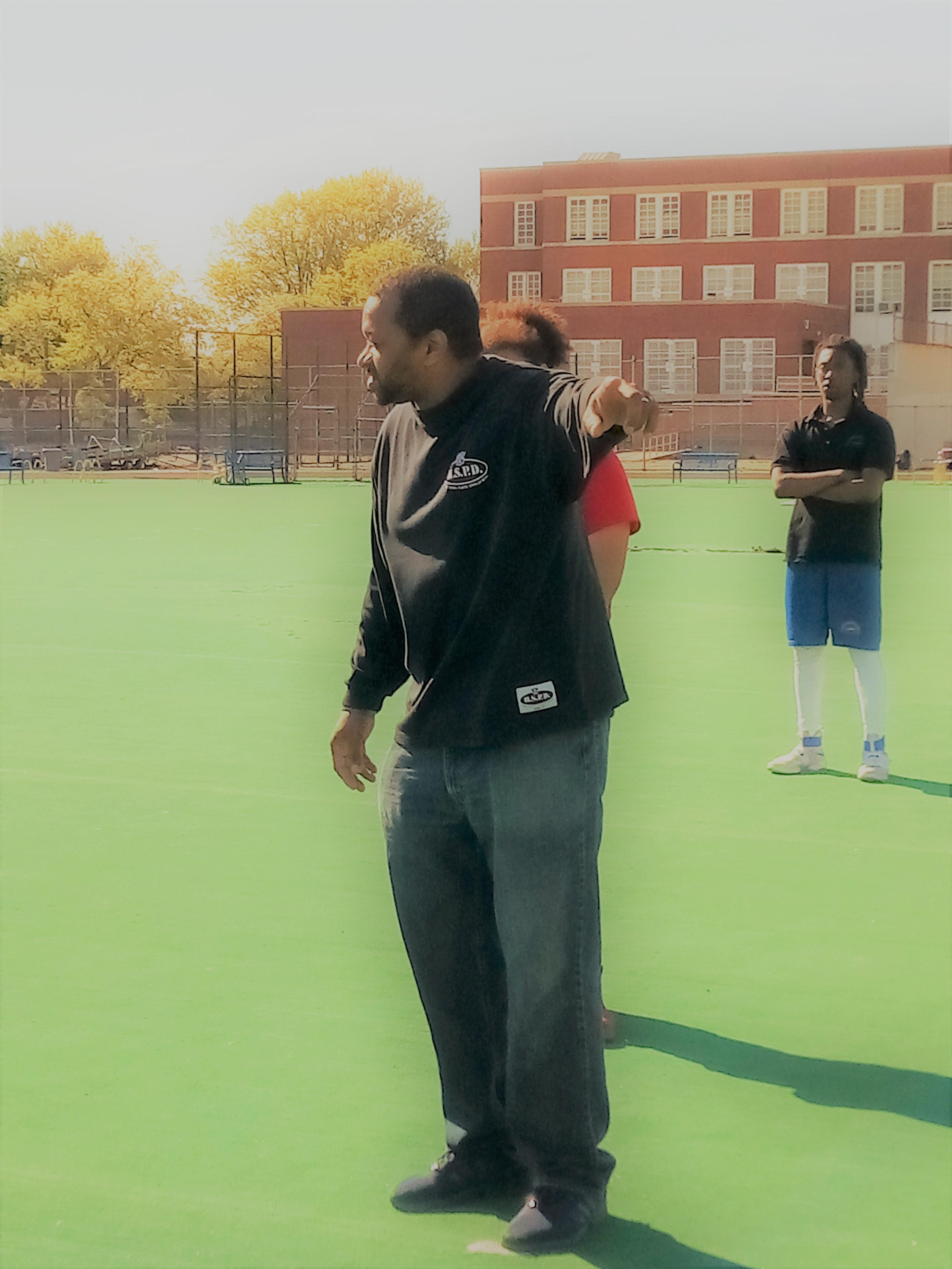 Coach Kyle Allen Eyes Big August Martin High School Football Rebirth Brooklyn Sports World The Sports Scope