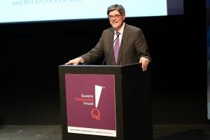 Queens Community House's 2018 Strengthening Neighborhoods Inspiring Change Gala