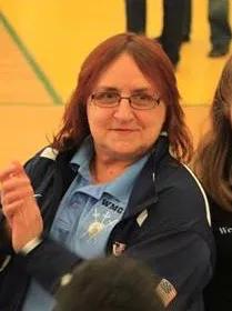 Coach Gladys Berardi