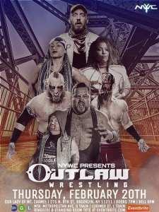 Outlaw Wrestling.